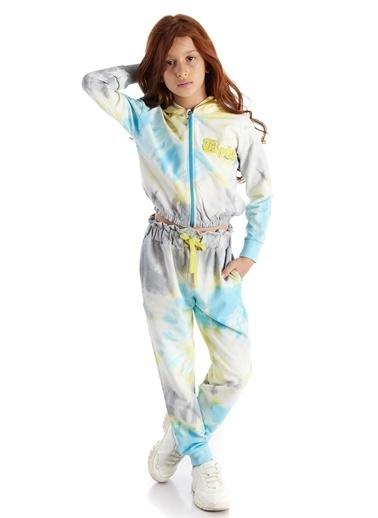 Colorinas Batik Eşofman Altı Renkli